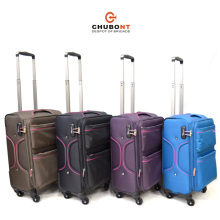 Chubont High Qualilty 4 Wheels Built-in Rolling Luggage Suitcases