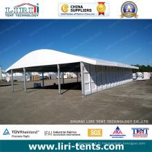 Grande tente de toit cintrée avec murs en ABS pour les événements extérieurs