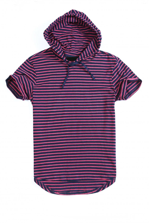 Men's yarn dye Hoodie