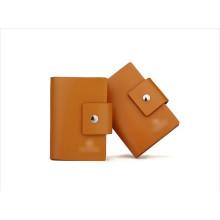 Clip de carte en cuir pour cadeau d'affaires