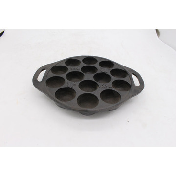 Fluffy Biscuits Cast Iron Bakeware