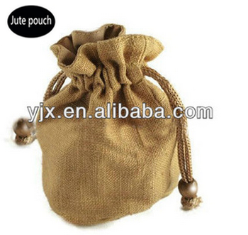 jute bag draw string