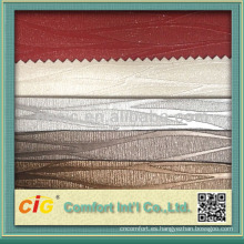 Tiras de diseño de PVC Artificial Cueros para sofá