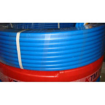 Tubo azul Pex-Al-Pex, Tubo composto plástico de alumínio (gás, água)