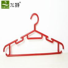 Colgador de ropa de plástico para niños de PP