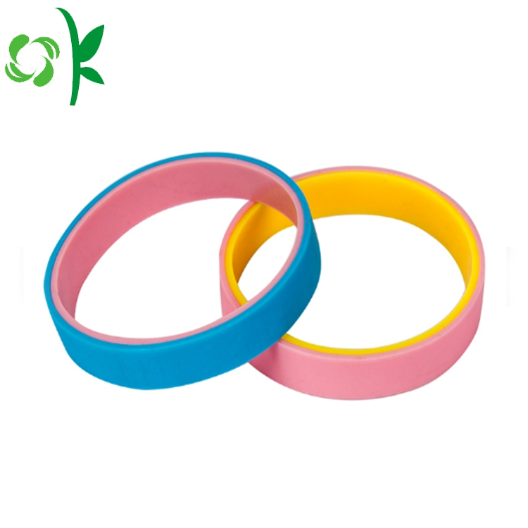 Fashion Silicone Layer Bracelet