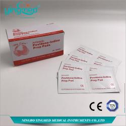 Medical Povidone iodine Prep Pad
