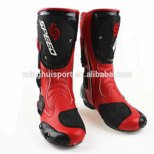Top qualité moto bottes motocross bottes hommes de course route équitation sports de plein air bottes de moto en Chine SPEED Racing bottes, bottes de motocross, bottes de moto Chine bottes de moto SPEED Racing bottes, bottes de motocross, bottes de moto