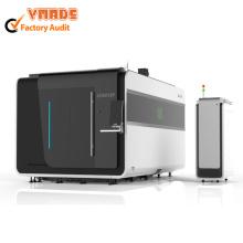 Dispositif de coupe au laser à fibre pour panneau de panneau élévateur
