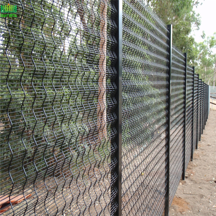 PVC+Coated+Wire+Mesh+3d+Panel