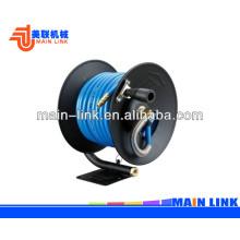 Schlauchaufroller mit PVC-Schlauch
