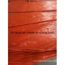 Orange PE Tarpaulin Cover, Tarpolin Sheet