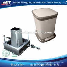 taizhou plastic injection dustbin mould maker