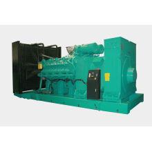 Cabinet moyenne tension 6.6 kV Diesel Genset