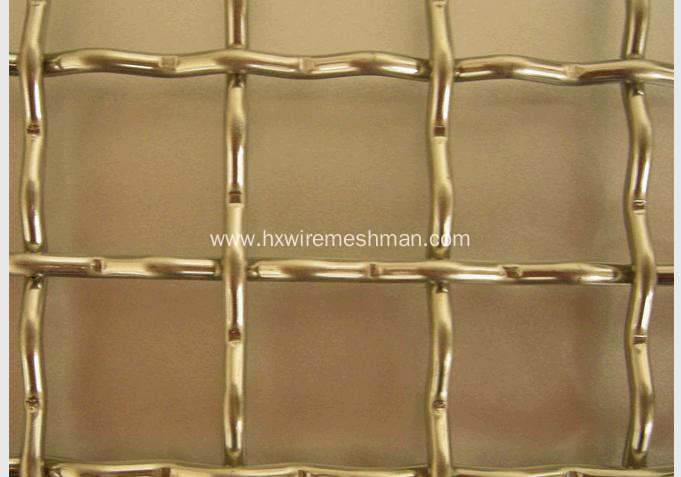 Copper Woven Wire Cloth