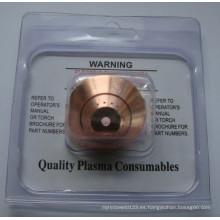 Recambios de soldadura plasma
