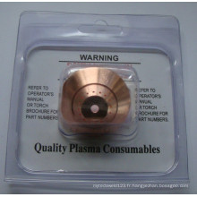 Pièces de rechange de soudage plasma
