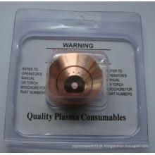 Peças de reposição de soldagem plasma