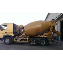 10m3 HOWO Concrete Mixer Truck