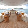 Decking de madeira da teca marinha luxuosa do iate do preço de fábrica para o barco