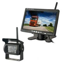 7inch 2.4GHz Digital Wireless Camera System with wireless monitor