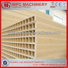 wpc machine for wood plastic door