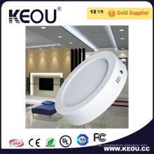 Round Surface Mounted LED Panel 6W 12W 18W 24W Dimmable