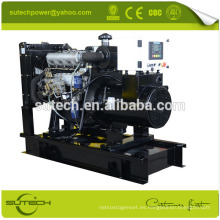 Generador silencioso del generador del tipo 12kva generador diesel de 9kw Yangdong con el pabellón silencioso