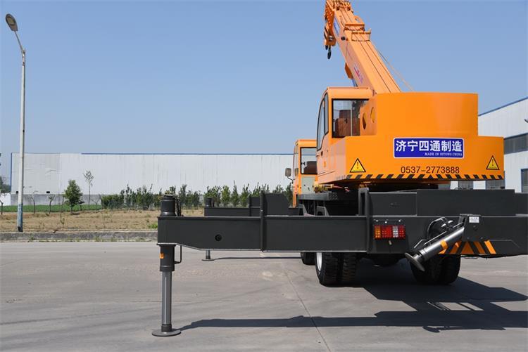 12 ton mini crane