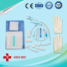Antimicrobial Central Venous Catheter