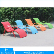 High Quality Outdoor Pool Furniture Chaise Lounge Chairs
