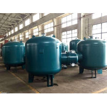 Positive displacement heat exchanger