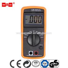 Condensateur multimètre numérique CM9601A Testeur de condensateur