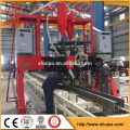 h beam manufacturing line h beam production line h beam welding line
