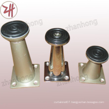 Factory Direct Sale Chrome Plated Zink Furniture & Sofa Legs (ZH-3005)