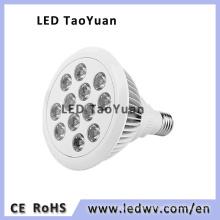 LED Grow Light Bulb 380nm-840nm 12W