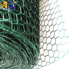 hexagonal pvc chicken wire netting roll per price