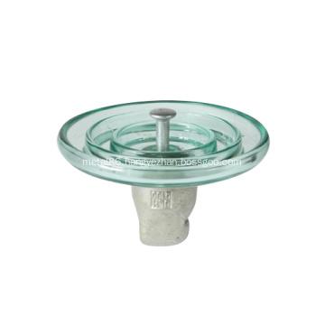 High Voltage Glass Suspension Insulator (LXP-100)