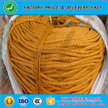 Recycled orange used rope with competitive price