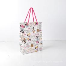 plastic material hand bag