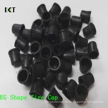ABS plástico das válvulas do pneumático da roda de carro / tampões plásticos da haste da válvula do pneumático da roda do tampão da poeira do tampão da válvula do pneumático da bicicleta do automóvel dos PP dos PP Kxt-Eg05