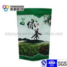 Laminiertes Material Steh auf Tee / Kaffee mit Ziplock