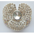 Acrylic Rhinestone Hair Clips, Acrylic Dress Buckle