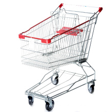 Asian Style Shopping Trolley on Wheels