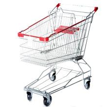 Азиатская Вагонетка Покупкы типа на колесах