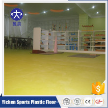 Linoleum vinyl sponge flooring for kindergarten