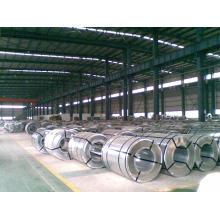 Construir material de la hoja de techo Hot-DIP acero galvanizado y bobina de acero galvanizado