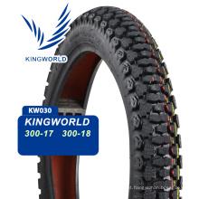 Best-seller de pneus de motocicleta na África
