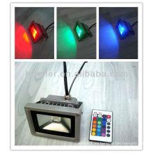 Iluminación del paisaje del LED RGB 12 voltios 20w ip65 impermeable
