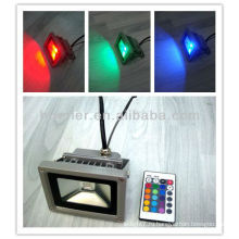 Rgb led cob прожектор ip65 наружный энергосберегающий затемняемый светодиодный прожектор